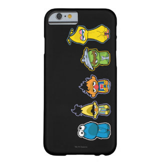 Zombie Sesame Street Characters Barely There iPhone 6 Case