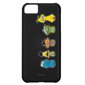 Zombie Sesame Street Characters iPhone 5C Case