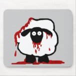 Zombie Sheep Mousepad