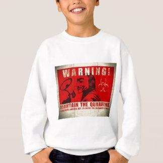 Zombie,sign Sweatshirt