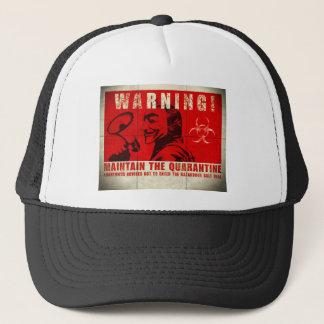 Zombie,sign Trucker Hat