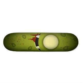 Zombie Skate Deck
