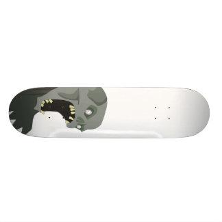 Zombie Skateboard! Custom Skate Board