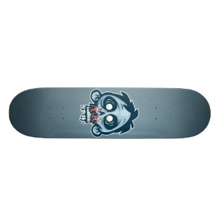 Zombie Skull Board Skateboard