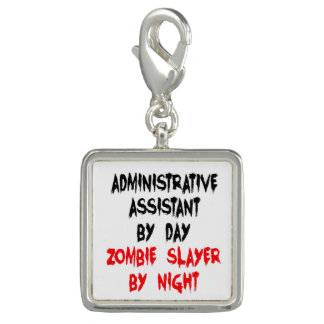 Zombie Slayer Administrative Assistant