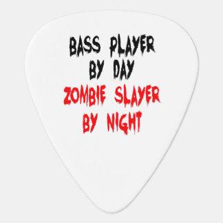 Zombie Slayer Bass Player Plectrum