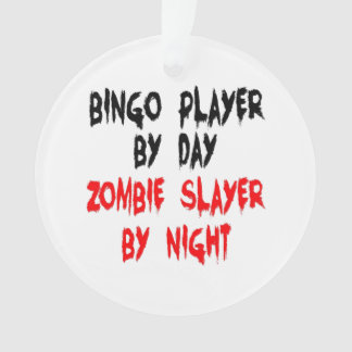 Zombie Slayer Bingo Player
