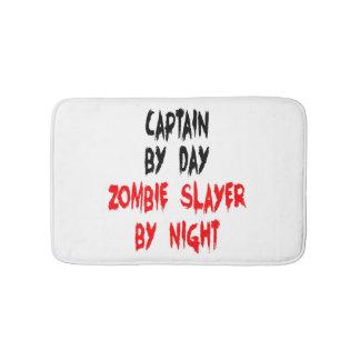 Zombie Slayer Captain Bath Mat
