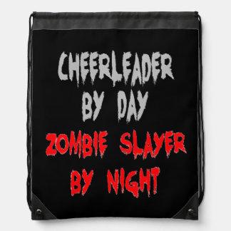Zombie Slayer Cheerleader Rucksacks