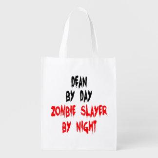 Zombie Slayer Dean Reusable Grocery Bag