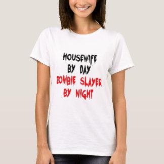 Zombie Slayer Housewife T-Shirt