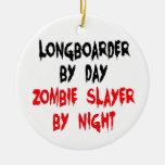 Zombie Slayer Longboarder