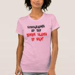 Zombie Slayer Sonographer T-shirt