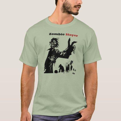 Zombie Slayer T T-Shirt