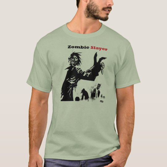Zombie Slayer T T-Shirt