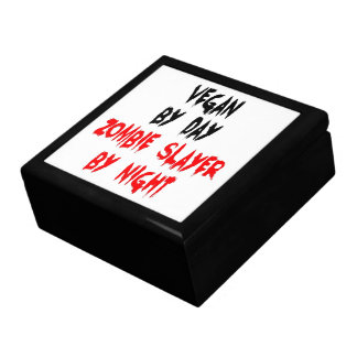Zombie Slayer Vegan Gift Box