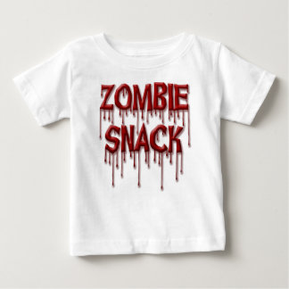 Zombie Snack Baby T-Shirt