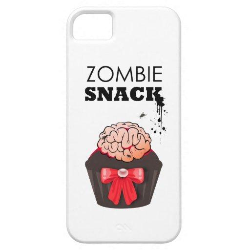 Zombie Snack iPhone 5 Cases
