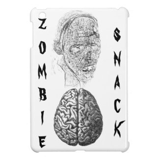 Zombie Snack ipad mini case
