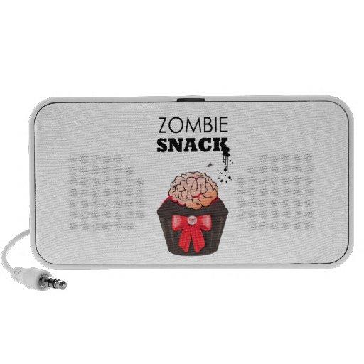 Zombie Snack PC Speakers