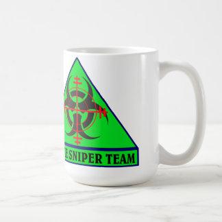 Zombie Sniper Team Mug