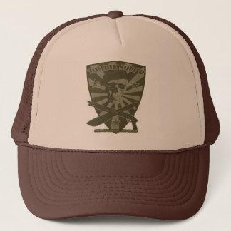 ZOMBIE SQUAD TRUCKER HAT