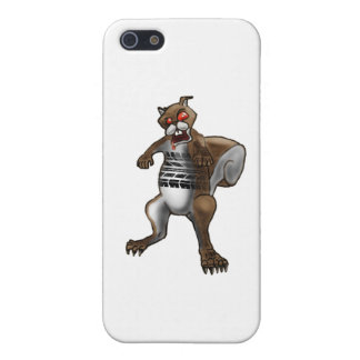 Zombie Squirrel iPhone 5 Cover