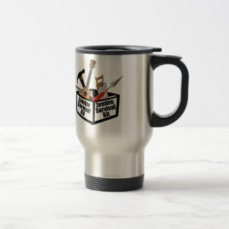 Zombie Survival Kit Coffee Mug