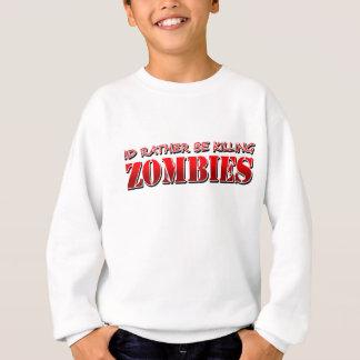 Zombie Sweatshirt