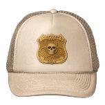 Zombie Task Force - Captain Badge Mesh Hats