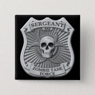 Zombie Task Force - Sergeant Badge