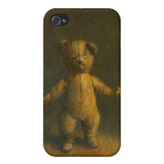 Zombie Teddy Bear iPhone 4 Case