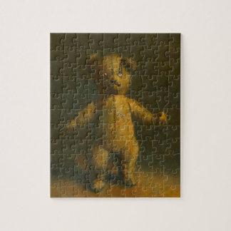 Zombie Teddy Bear Jigsaw Puzzle