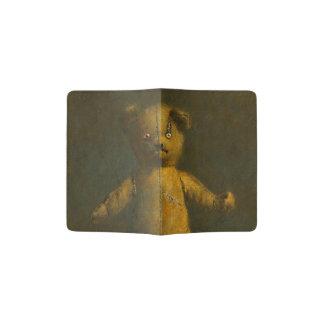 Zombie Teddy Bear Passport holder
