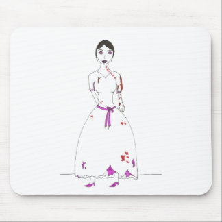 Zombie The Princess, The 2nd Mouse Pad
