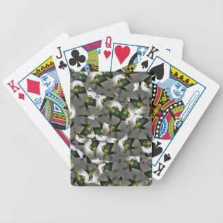 zombie toy design Halloween gifts Bicycle Playing Cards