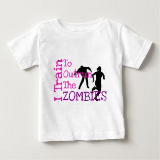 Zombie Training Baby T-Shirt