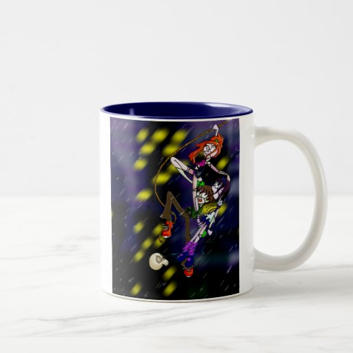 Zombie Trio Coffee Mug