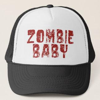 zombie trucker hat