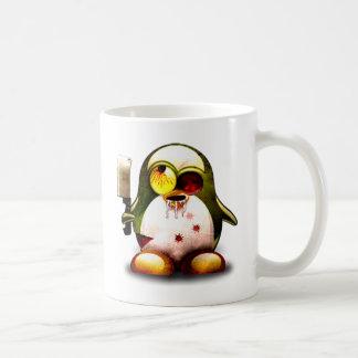 Zombie Tux (Linux Tux) Mug