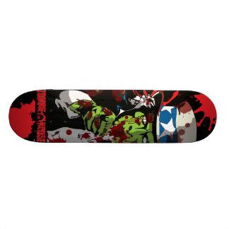 Zombie Uncle Sam Skateboard