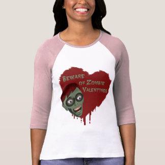 Zombie Valentines Shirt