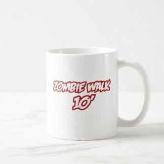 Zombie Walk 10' Mug