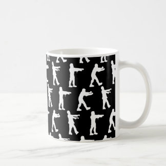 Zombie Walk Coffee Mug