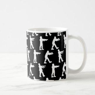 Zombie Walk Basic White Mug