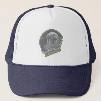 Zombie Walrus - Original Faded Trucker Hat
