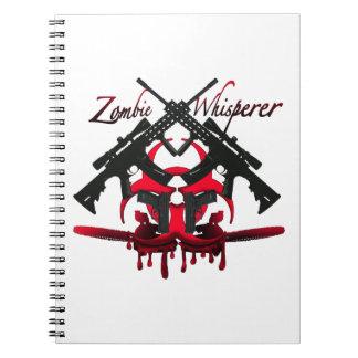 Zombie Whisperer Note Books