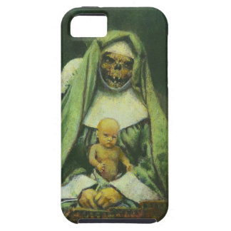 Zombie Witch iPhone 5 Case-Mate Tough
