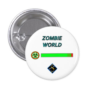 Zombie World Infected Health Bar Button