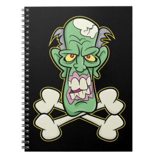 Zombie Xbones '002' Notebook